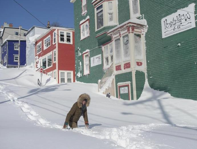 Newfoundland snow: State called record-breaking blizzard buries neighbourhoods