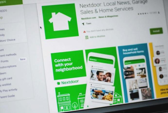 Nextdoor removes sending 'heads-up' Minnesota