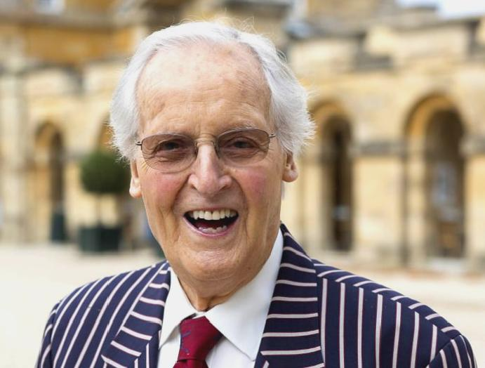 Nicholas Parsons interview: The broadcaster 48 years 'Just Minute', pursued