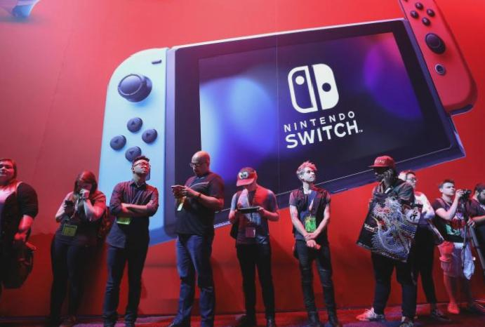 Nintendo Switch: No models released year, says