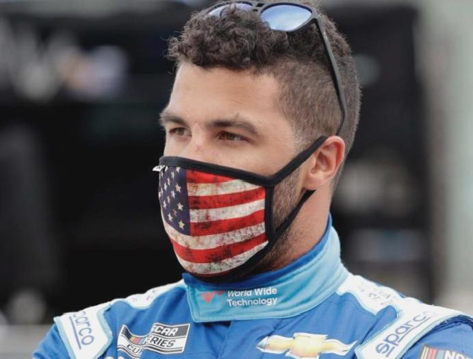 Noose was Bubba Wallace's garage, Nascar says