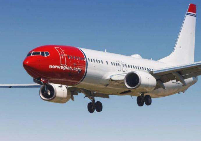 Norwegian Air blames £134m Boeing 737 Max grounding issues