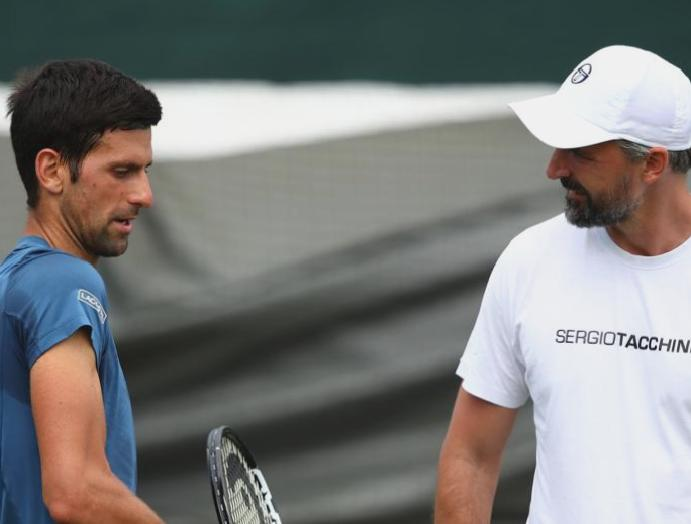 Novak Djokovic's Goran Ivanisevic says has tested coronavirus