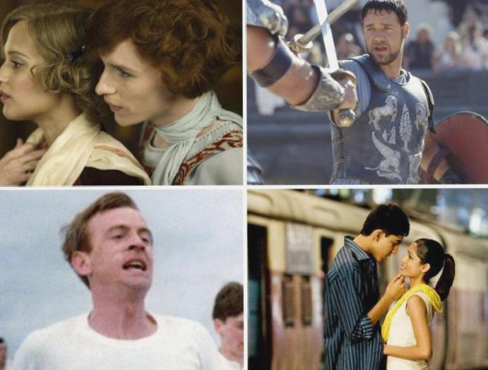 Oscars: 19 films won, Chariots Fire Gladiator