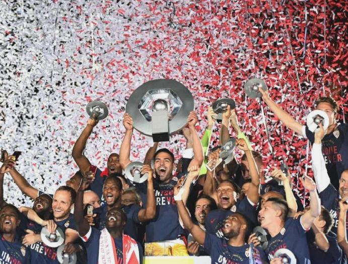 PSG crowned Ligue 1 champions French cancelled coronavirus