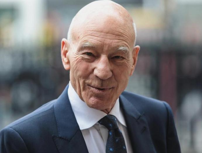Patrick Stewart says tried father: 'I them'