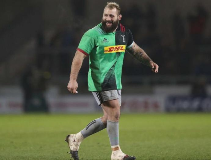 Paul Gustard labels Joe Marler 'ridiculous' needless Harlequins' Sale Sharks