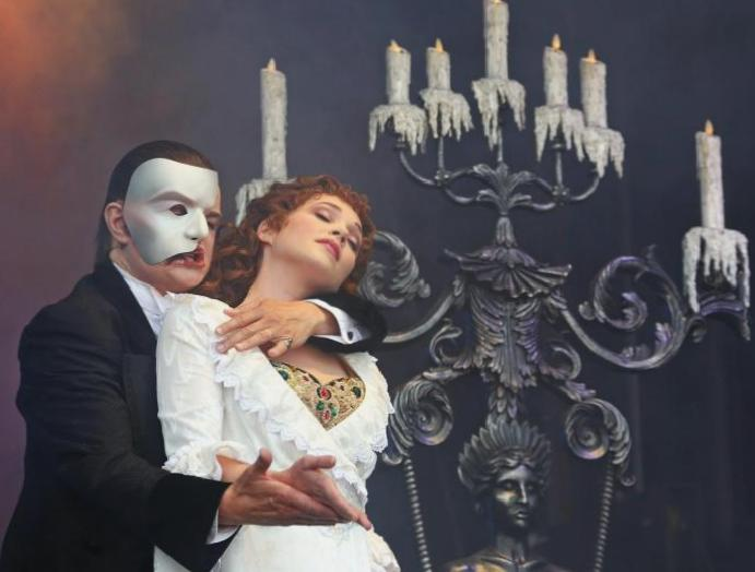 Phantom Opera West End 34 years UK theatre