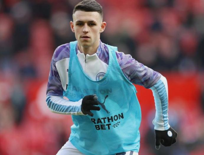 Phil Foden determined improving starring Manchester City's Premier League Burnley