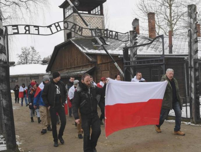 Poland is Holocaust – was perpetrator