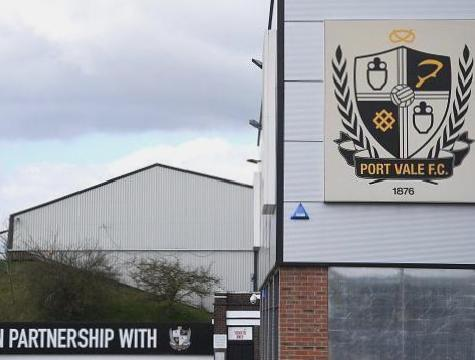 Port Vale co-owner voted League Two 'the greater good'