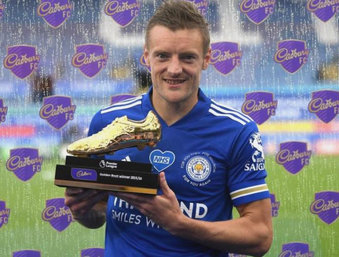 Premier League 2020: Jamie Vardy wins goalscoring