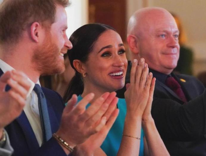 Prince Harry Meghan Markle quitting