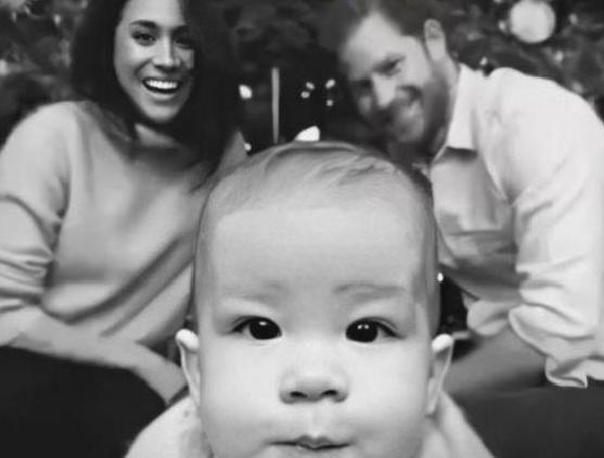Prince Harry Meghan Markle's Christmas features Archie Harrison