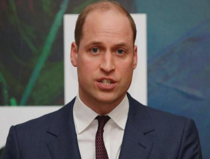 Prince William backs aimed 'ending good'