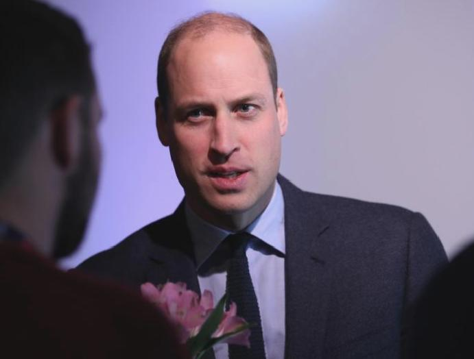 Prince William reveals is helpline counsellor