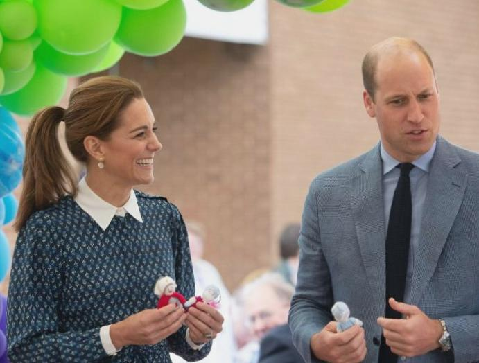 Prince William says 'urgent steps' needed eradicate pandemics