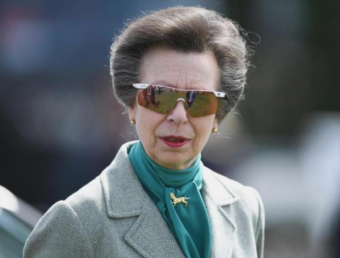 Princess Anne's quotes, watching The Crown avoiding Twitter costs