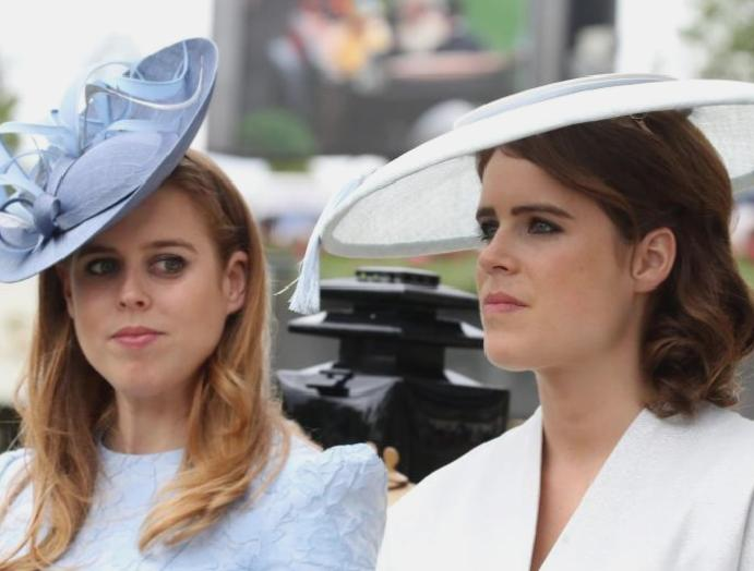 Princesses Beatrice Eugenie Prince Harry Meghan Markle's roles, says biographer