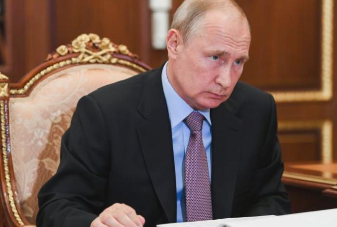 Putin says is considering Russian president: 'We successors'