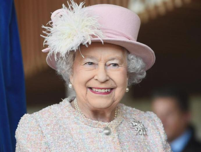 Queen 'bumpy path' has had Christmas Day