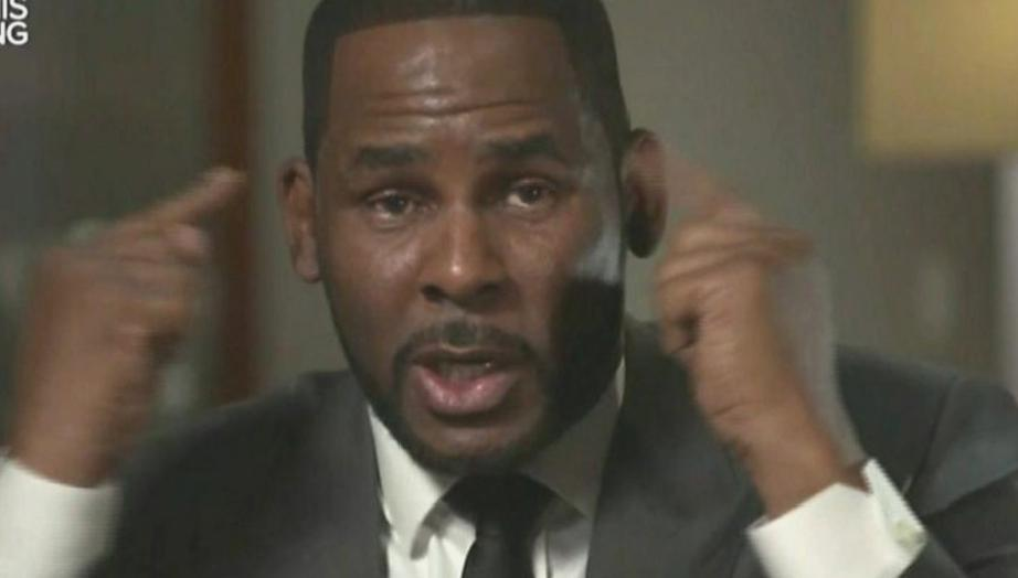 R Kelly breaks accusations: 'This is me'