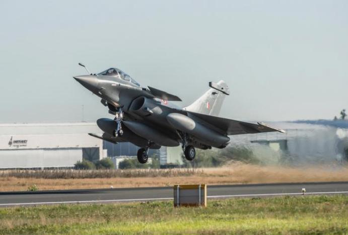 Rafale: India's jets shroud secrecy China
