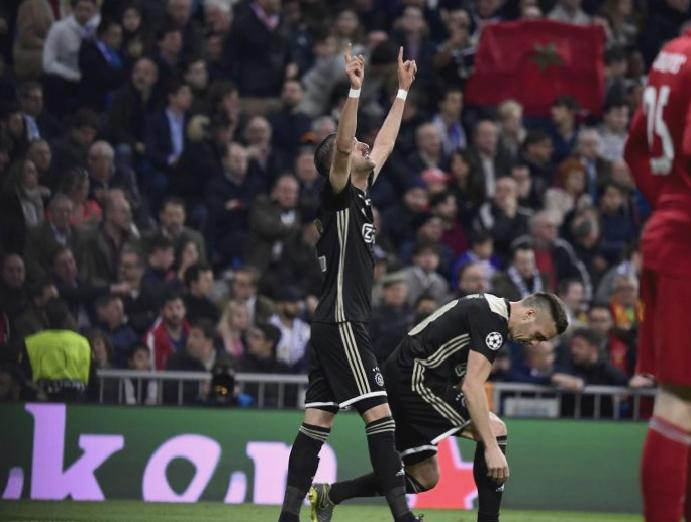 Real Madrid Ajax LIVE: Stream, score, goals latest updates Champions League last-16
