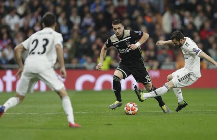 Real Madrid Ajax, ratings: Dusan Tadic delivers 10 Casemiro horror-show