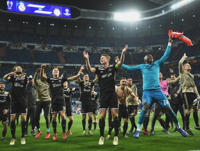 Real Madrid Ajax result: Champions League holders 4-1