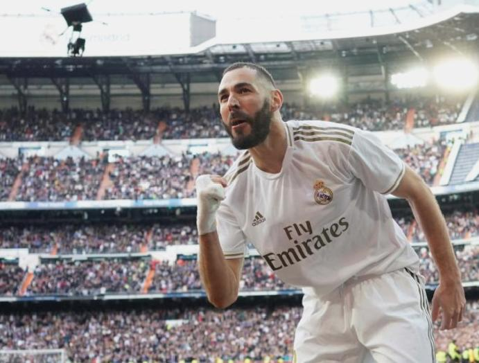 Real Madrid Atletico result: Karim Benzema leads leaders rivals