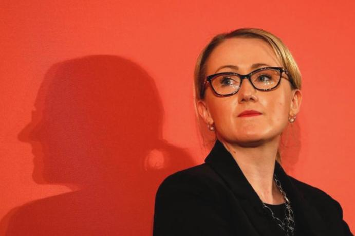 Rebecca Long-Bailey is – Labour trans me, expel don't