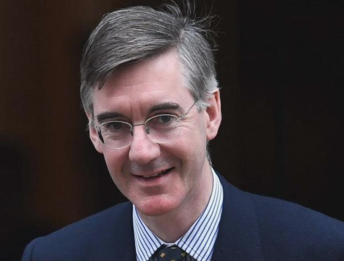 Rees-Mogg apologises Tory MP voices parliament's Union Jack upside down, escalating coronavirus