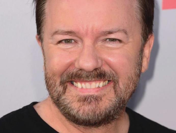 Ricky Gervais criticised transphobic tweets claims were jokes JK Rowling