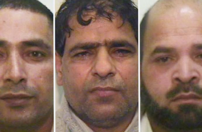Rochdale grooming members UK 18 months losing deportation