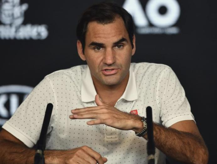 Roger Federer defends 'selfish' accusations escalates