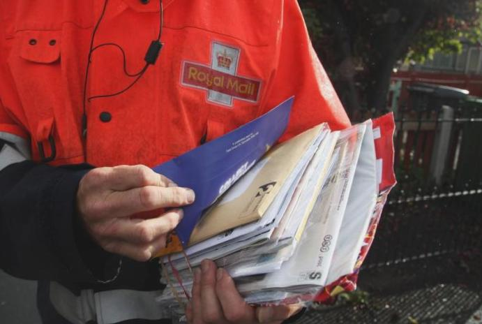 Royal Mail Rico Back quits years battles unions multimillion-pound