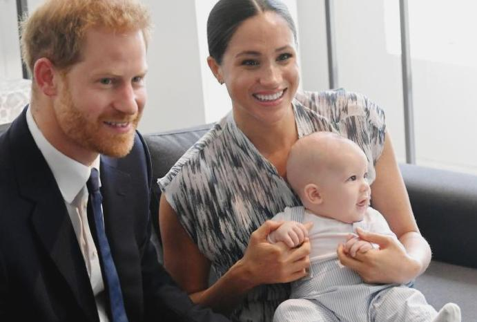 Royal claims Queen 'isn't babies' Meghan Harry