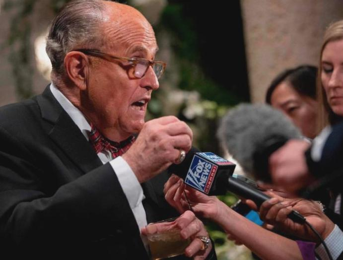 Rudy Giuliani says Black Lives Matter 'wants you' Fox News rant