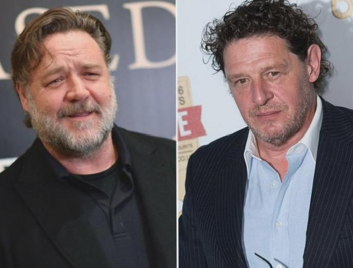 Russell Crowe write, Marco Pierre White biopic