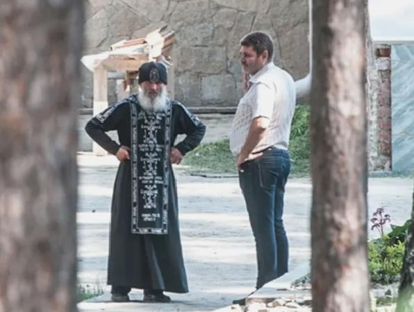 Russian dissident refused services pandemic seizes monastery
