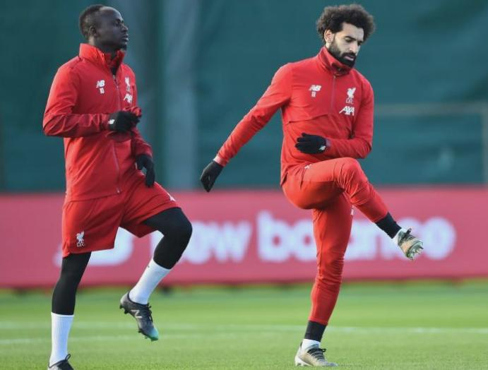 Sadio Mane Mohamed Salah named shortlist Africa Player Year