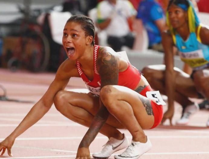 Salwa Eid Naser: World 400m handed provisional anti-doping whereabouts failures