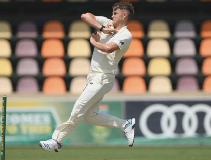 Sam Curran outshines returning James Anderson England South Africa warm-up