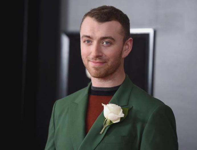 Sam Smith urges fans 'love fluctuating bodies' Christmas