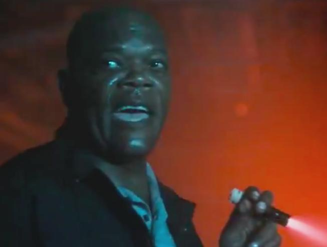Samuel L Jackson stars Saw movie: 'You wanna games, motherf***er?'