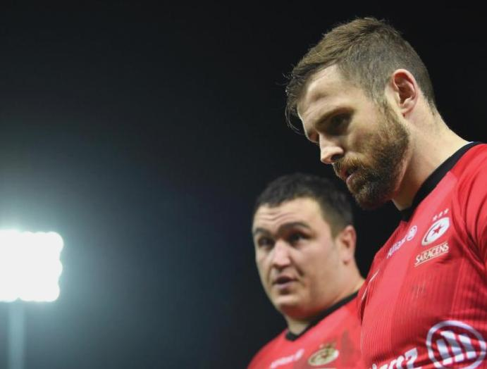 Saracens looking Champions Cup quarters