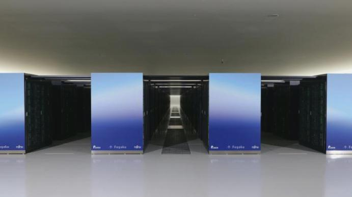 Scientists fastest made, 'Fugaku' supercomputer hits ranking