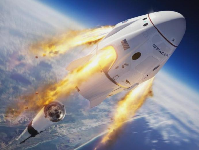 SpaceX Nasa astronauts soon, Elon Musk says blowing