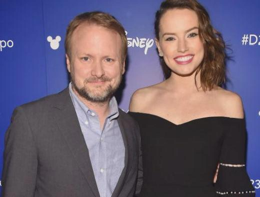 Star Wars: Last Jedi Rian Johnson says catering fans is 'mistake'